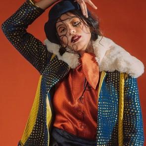 The lace coat by Renee De Guzman! Amazing 😍#rafflesdesigner @rafflesdesigninstituteofficial #dentelle #lace #coat #sponsoring #collaboration #youngdesigner #designer #reneedgstudios #sophiehallette #dentelledecalaiscaudry #madeinfrance