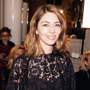 REPOST @maisonvalentino  Screenwriter Sofia Coppola wearing a Valentino black lace dress at the #HauteCoutureSS19 fashion show 💃✨ .  #dentelle #dentelledecalais #dentelledecalaiscaudry #lace #sophiehallette #madeinfrance #dentellefrancaise #sofiacoppola #maisonvalentino #valentino #HauteCouture #SS19 #fashionshow #potd