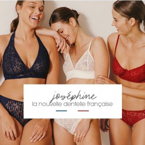 @princessetamtam French collection with our lace 🇫🇷✨ #Josephine .  #princessetamtam #lingerie #dentelle #dentelledecaudry #dentellefrancaise #frenchlace #lace #madeinfrance #frenchpride